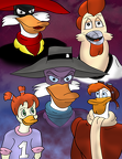 Darkwing Poster 1 by sweetkat22