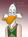 Drake Mallard by sweetkat22